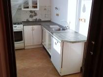 začátek rekonstrukce kuchyně
